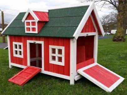 h hnerstall selber bauen h hner info. Black Bedroom Furniture Sets. Home Design Ideas